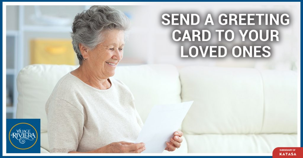 Send a greeting card to your loved ones