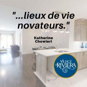 lieux de vie novateur Village Riviera