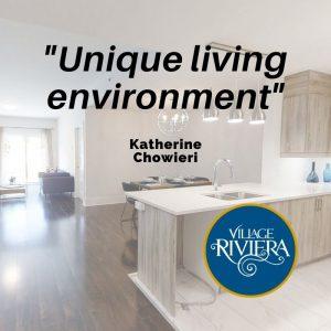 vr unique living environment